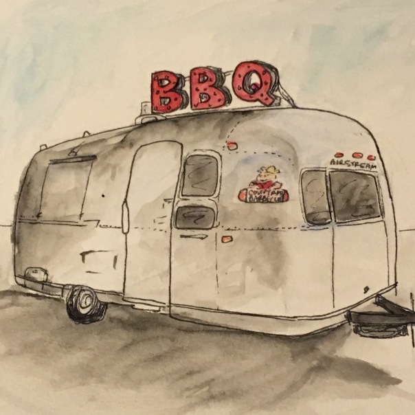 011 countrys bbq trailer